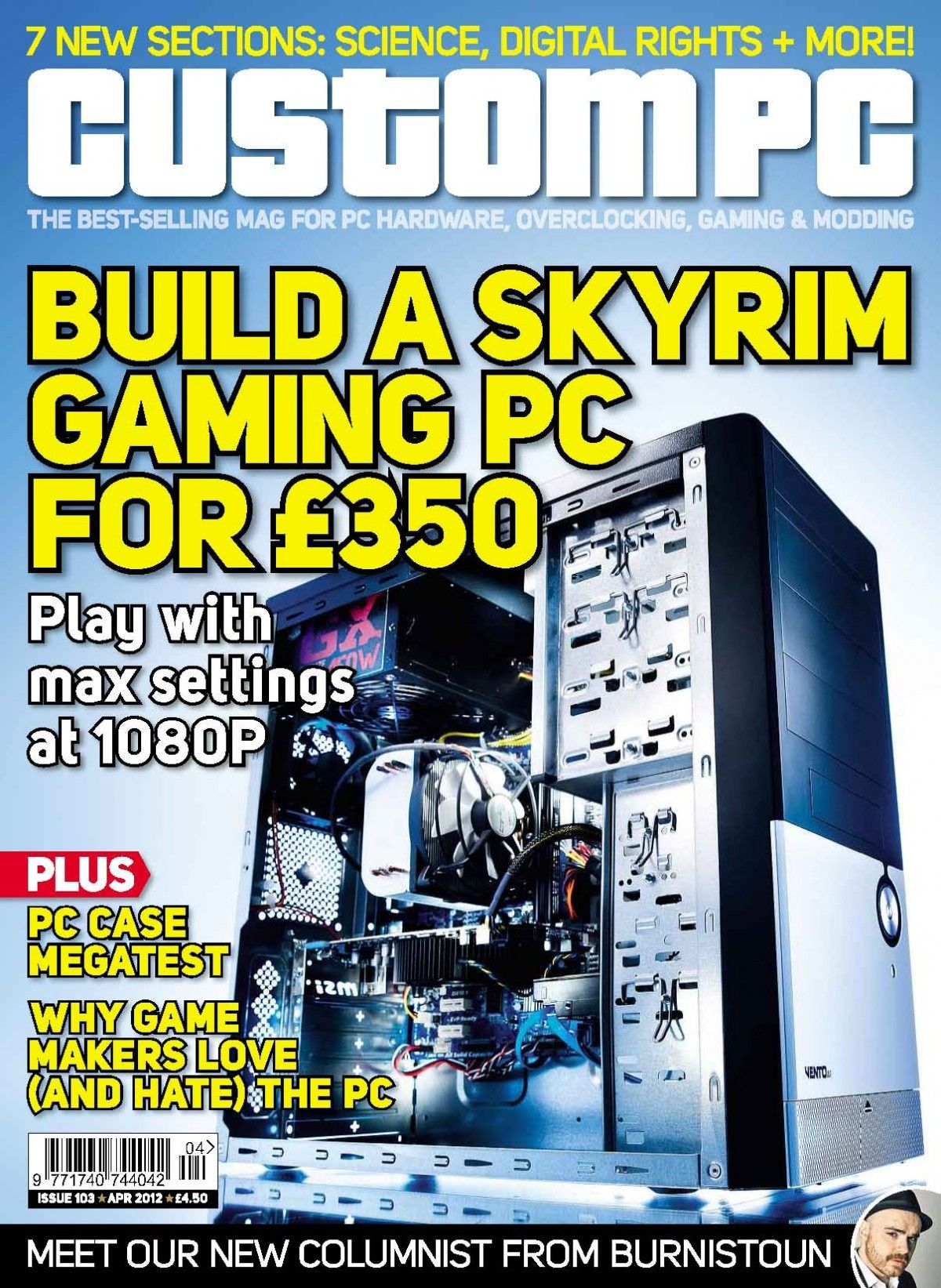Custom PC Magazine Buy, Subscribe, Download and Read