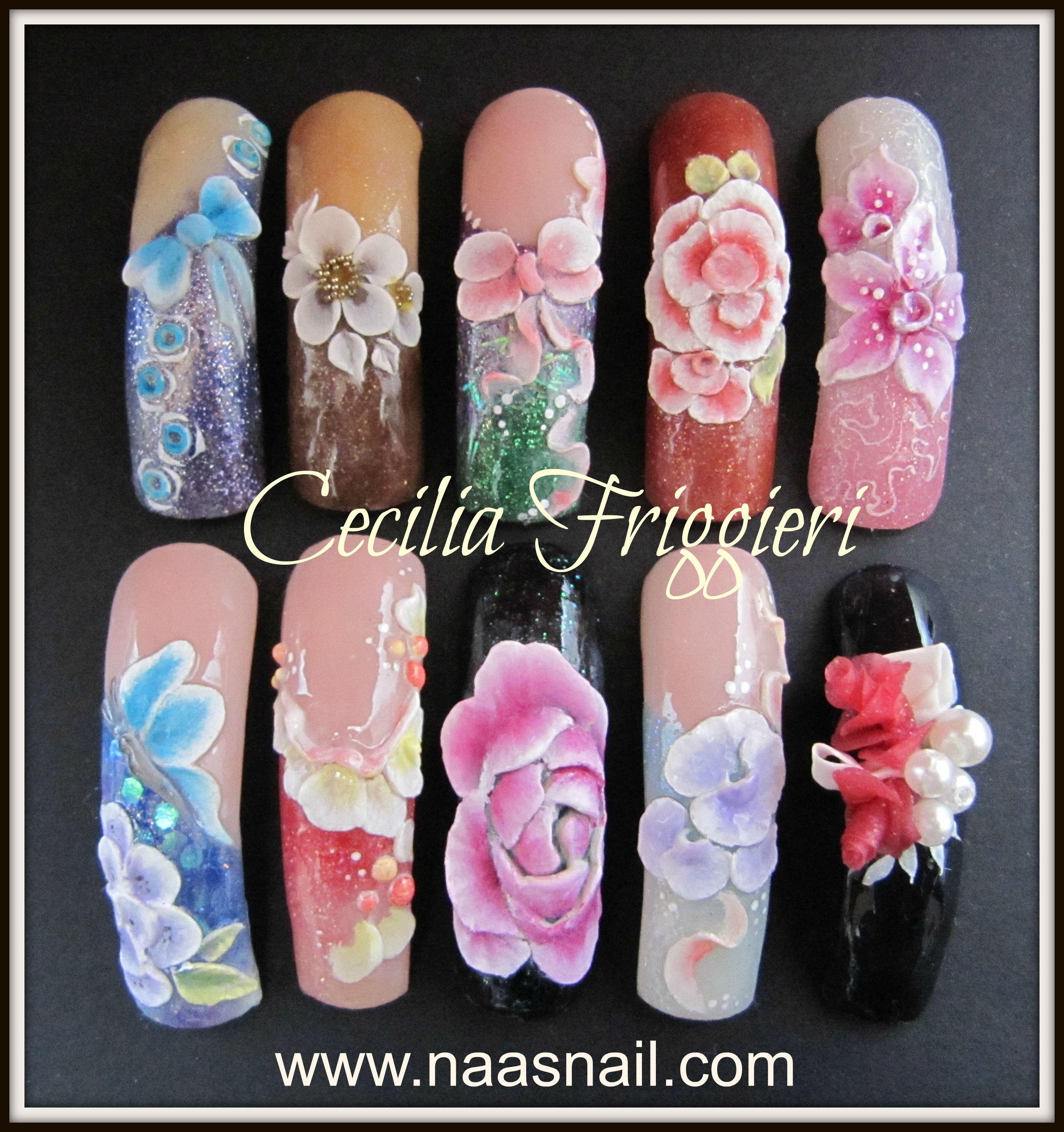 Corso Nail Art Acrilico E 4d N A S