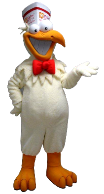 BAM Mascots - Quality Mascot Costumes for Teams Sports Schools Organizations Businesses. We Build You a Mascot Costume from Concept to Creation  sc 1 st  Pinterest & This is the Chicken mascot for Willow Tree Poultry Farms and Litos ...