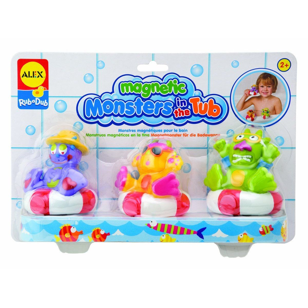 Baby Badewanne Toys R Us Amazon Alex Magnetic Monsters Toys Games Telus How To