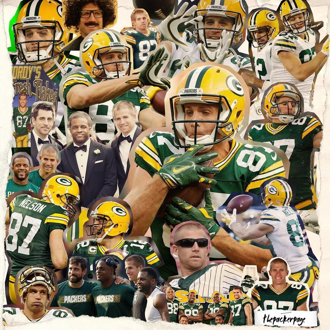 These Memories Congratulations To Former Packers Wr Jordy Nelson Who Is Retiring From The Nfl Jordy Nelson Nfl Packers Fan