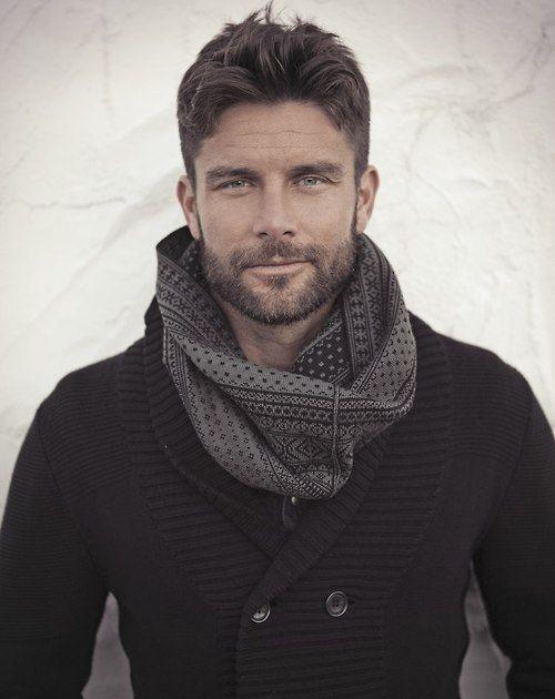 8286cc590629 Mens style  scarf   Men s Fashion   Pinterest   Mens fashion ...