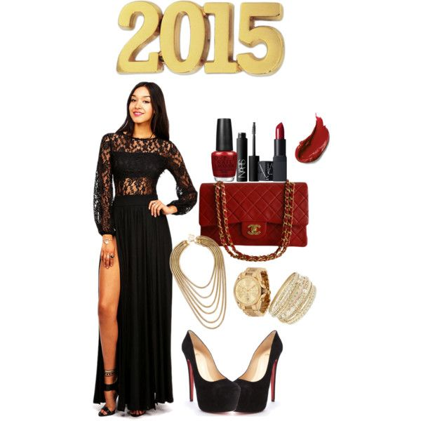"""NEW YEAR - Glamz"" by syazajefri on Polyvore"