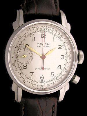 vintage chronograph - Google Search
