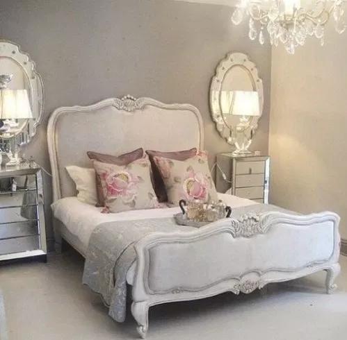 20 Exquisitely Admirable Modern French Bedroom Ideas Home Decor Journal Set Kamar Tidur Desain Furnitur Kamar Tidur