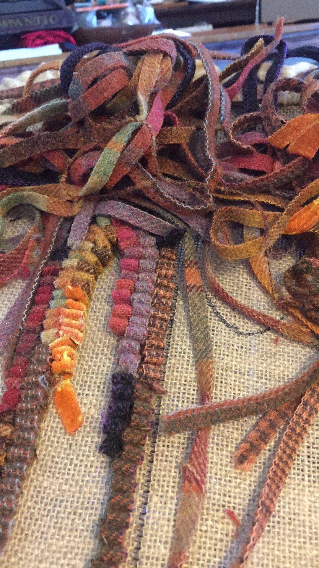 Indian Corn Flattie Rug hooking, Rug hooking designs