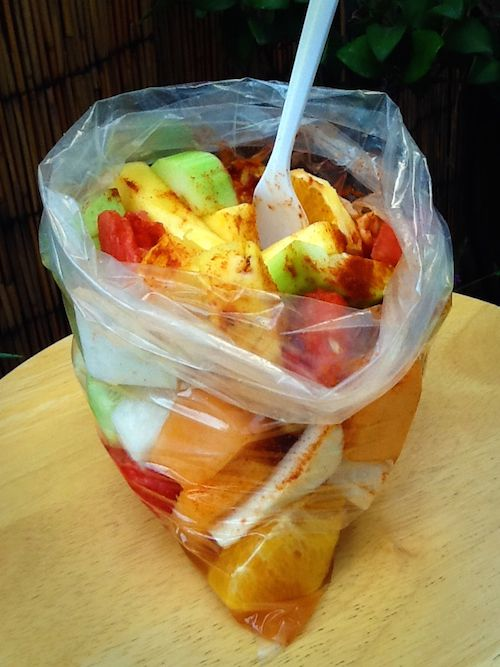 Mexican Fruit Salad Clean Eating Recipes Pinte