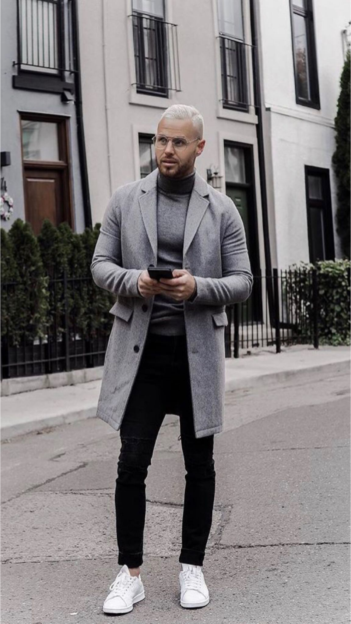 Audacieuse 32 Cool street style outfits!   Mens street style summer, Winter ZS-41