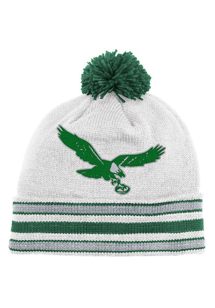 ddc20d1a1e1 Philadelphia Eagles Mitchell and Ness Retro Jersey Striped Knit  http   www.rallyhouse