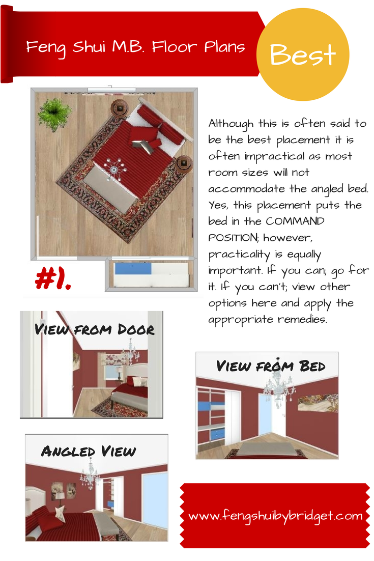 Feng Shui Bed Placement Although This Is Often Said To Be The