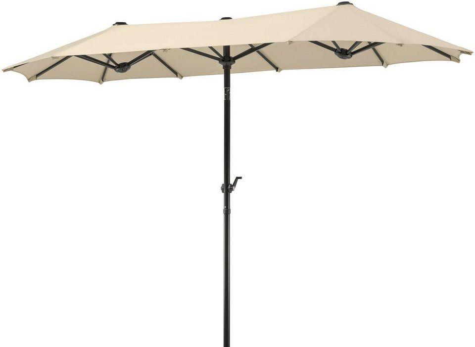 Schneider Schirme Sonnenschirm Salerno 300x150 Cm Inkl