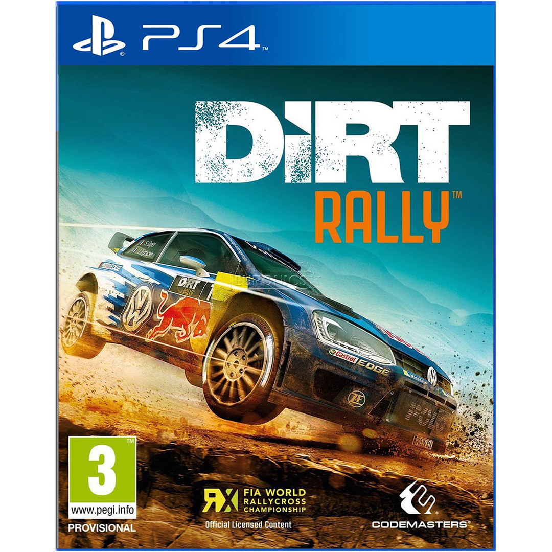 Dirt Rally Só para profissionais Xbox, Xbox one