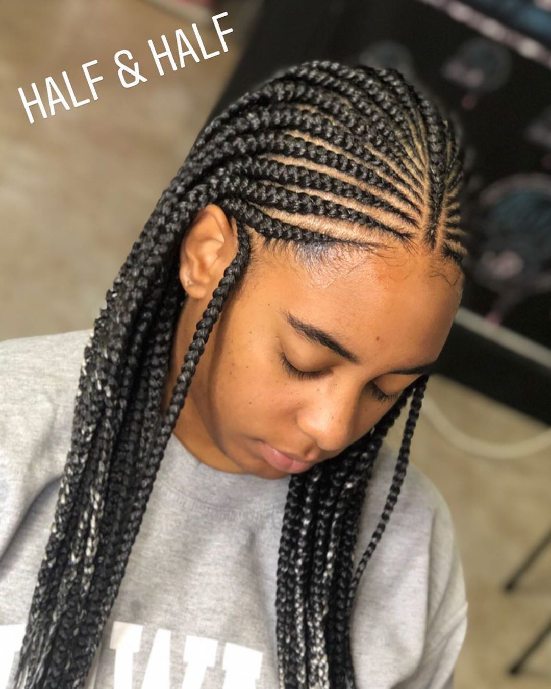 Cutest Hairstyles For Little Black Girls Little Girls Hairstyles African American G Cool Braid Hairstyles Black Kids Hairstyles Black Girl Braided Hairstyles
