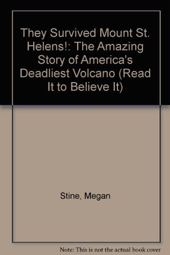 They Survived Mt. St. Helens (Read It to Believe It):Amazon:Books