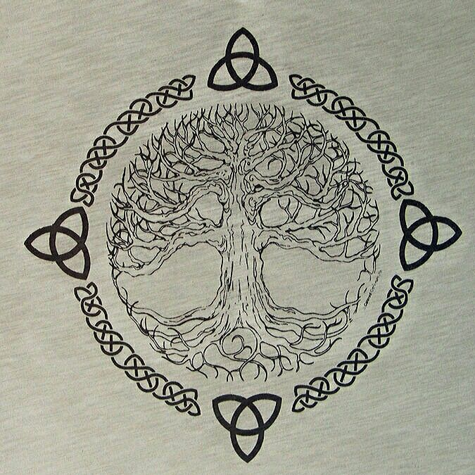32e938464 Tree Of Life Tattoo Celtic