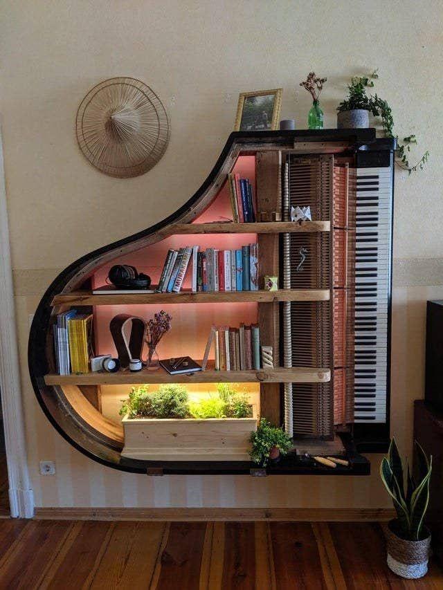 15 kreative DIY-Projekte, die dich ein bisschen neidisch machen werden