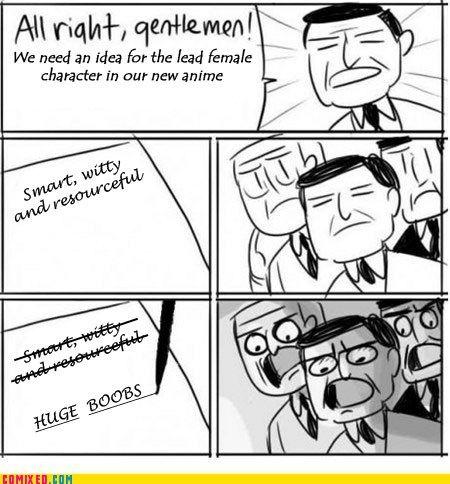 Every anime EVER!