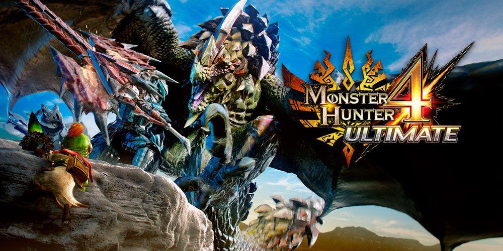 Monster Hunter 4 Ultimate Nintendo3ds Torrents Games Monster Hunter Monster Hunter 4 Ultimate Monster Hunter 4u