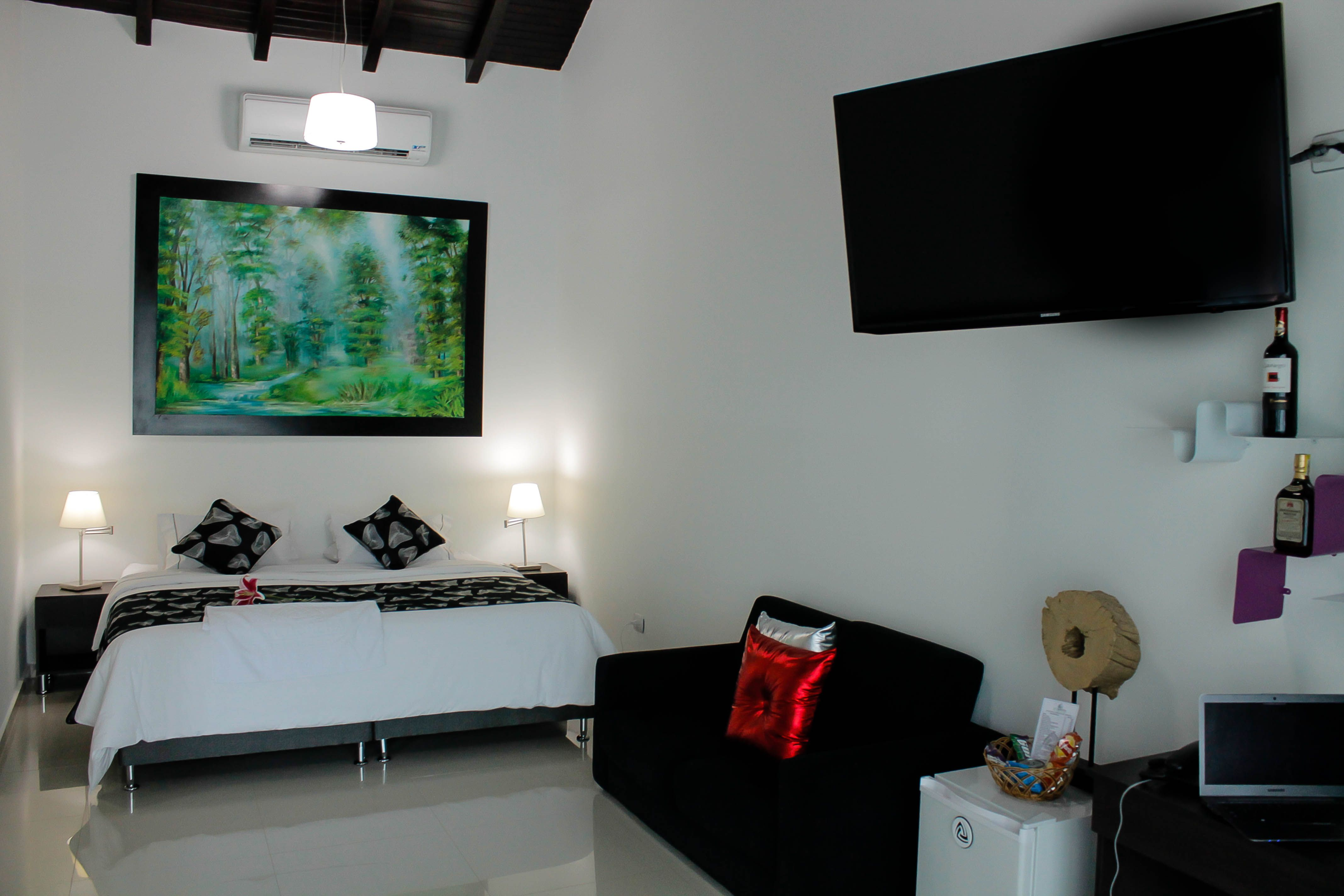 Habitacion Premium Deluxe La Cabrera Hotel Boutique Neiva - Huila - Colombia