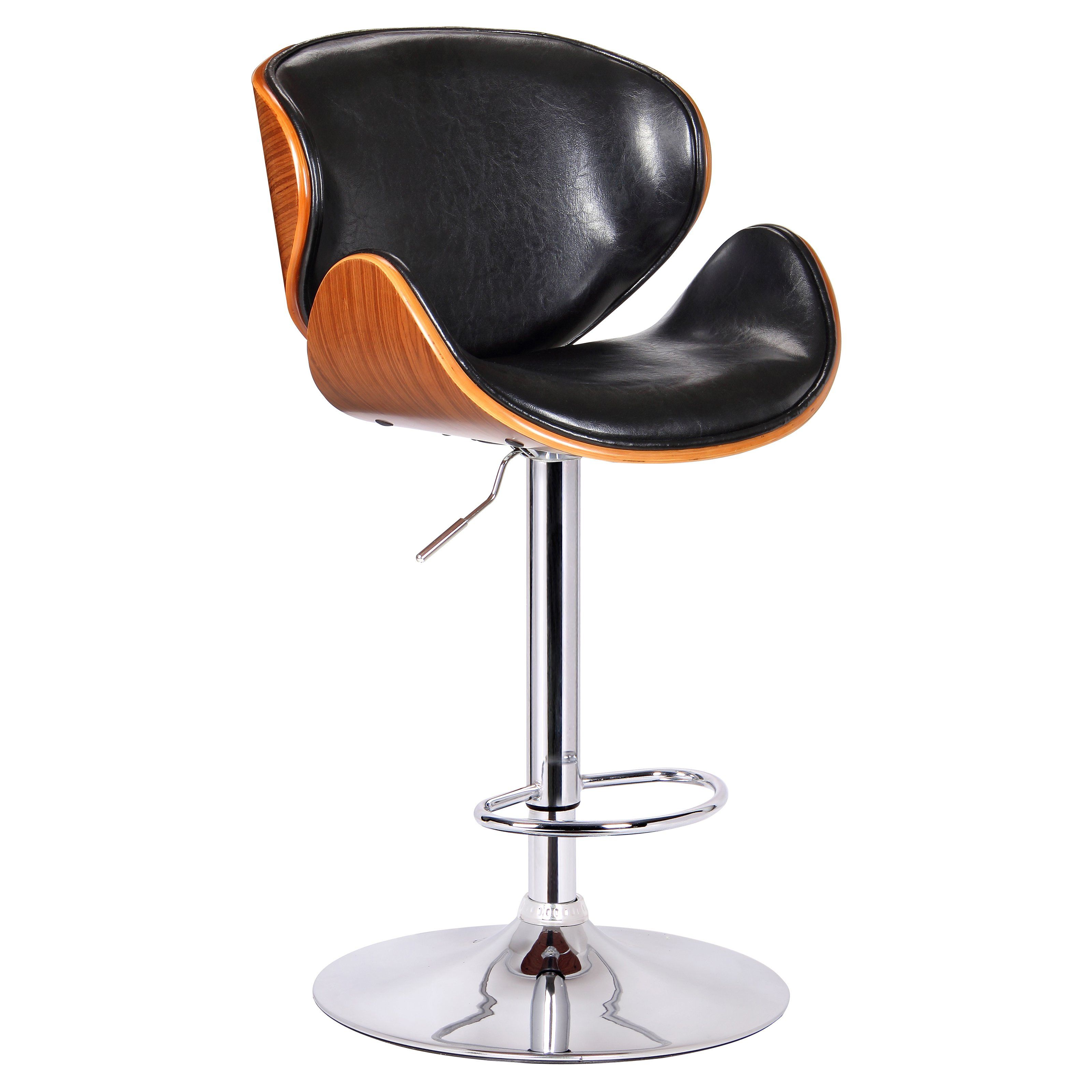 Boraam Osa Adjustable Swivel Bar Stool   99530