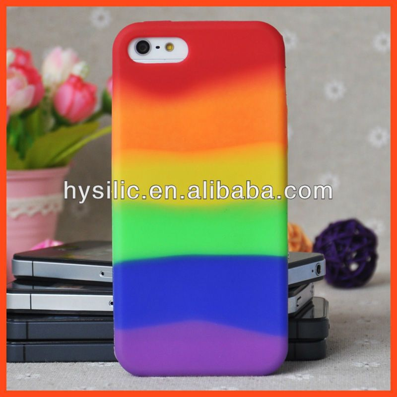 brand new 6acfa a9174 Rainbow phone case | Phone cases | Phone cases, Rainbow phone case ...