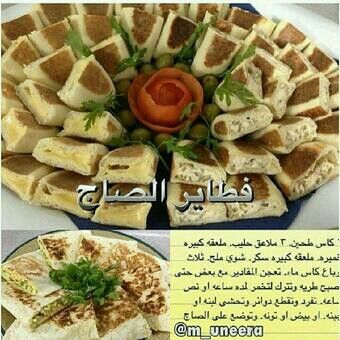 فطاير الصاج Middle Eastern Recipes Food Food And Drink