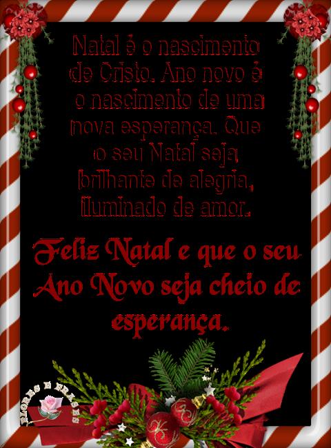 Natal é Nascimento De Cristo Flores E Frases Mensagens Lindas