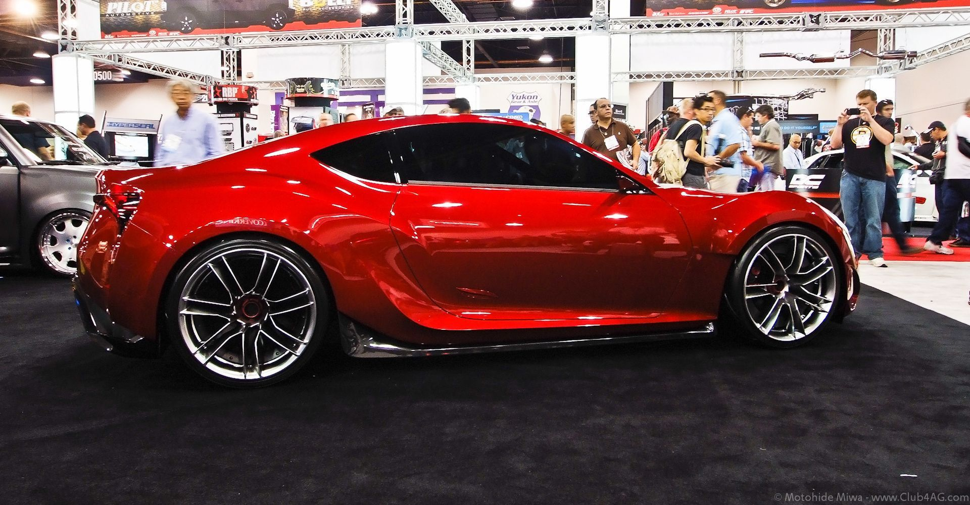 2020 Scion FR-S Sedan New Concept