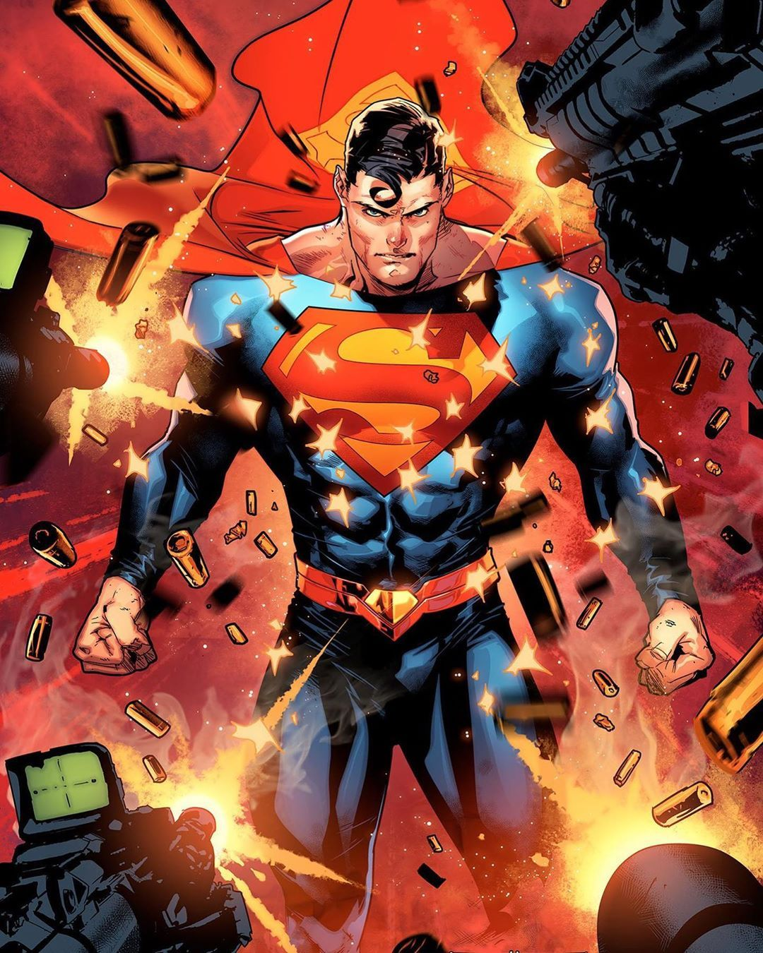 Superman #39 Variant Cover Jonboy Meyers