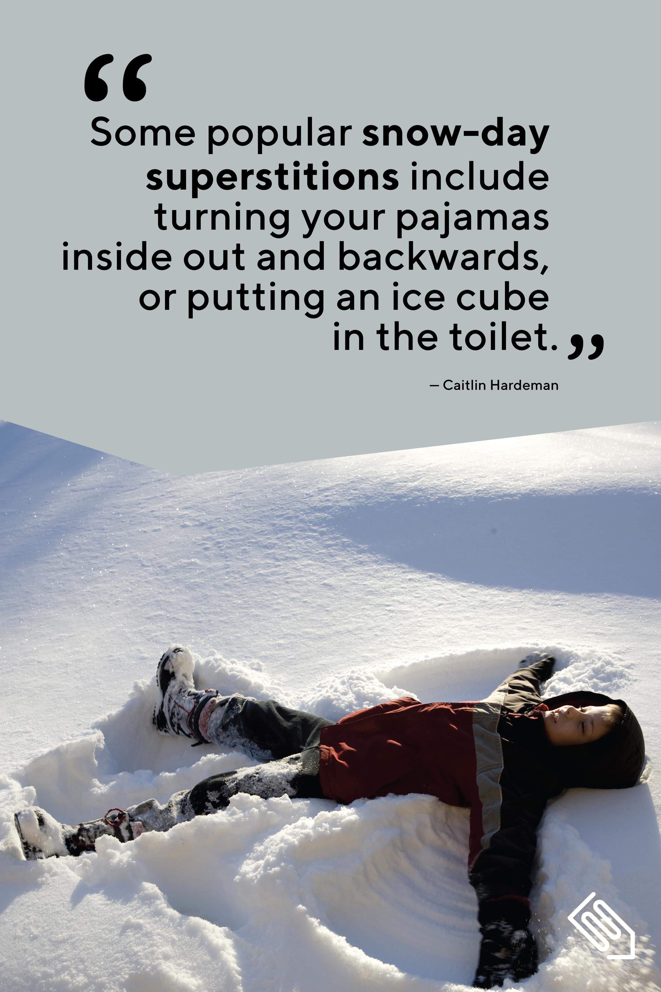 Snow Day Indoor And Outdoor Activities To Keep Kids