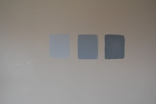 Pelican Autumn Fog And Winter Flannel Paint Samples Paint By