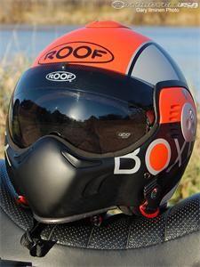 Roof Boxer V8 Helmet Review Helmet Cool Motorcycle Helmets Retro Motorcycle Helmets