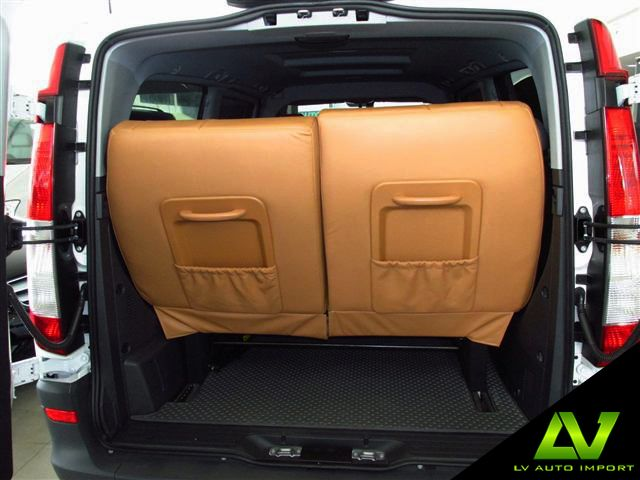 mercedes benz vito vito 122 cdi 3 0 at traveliner arctic white by lv auto import and. Black Bedroom Furniture Sets. Home Design Ideas