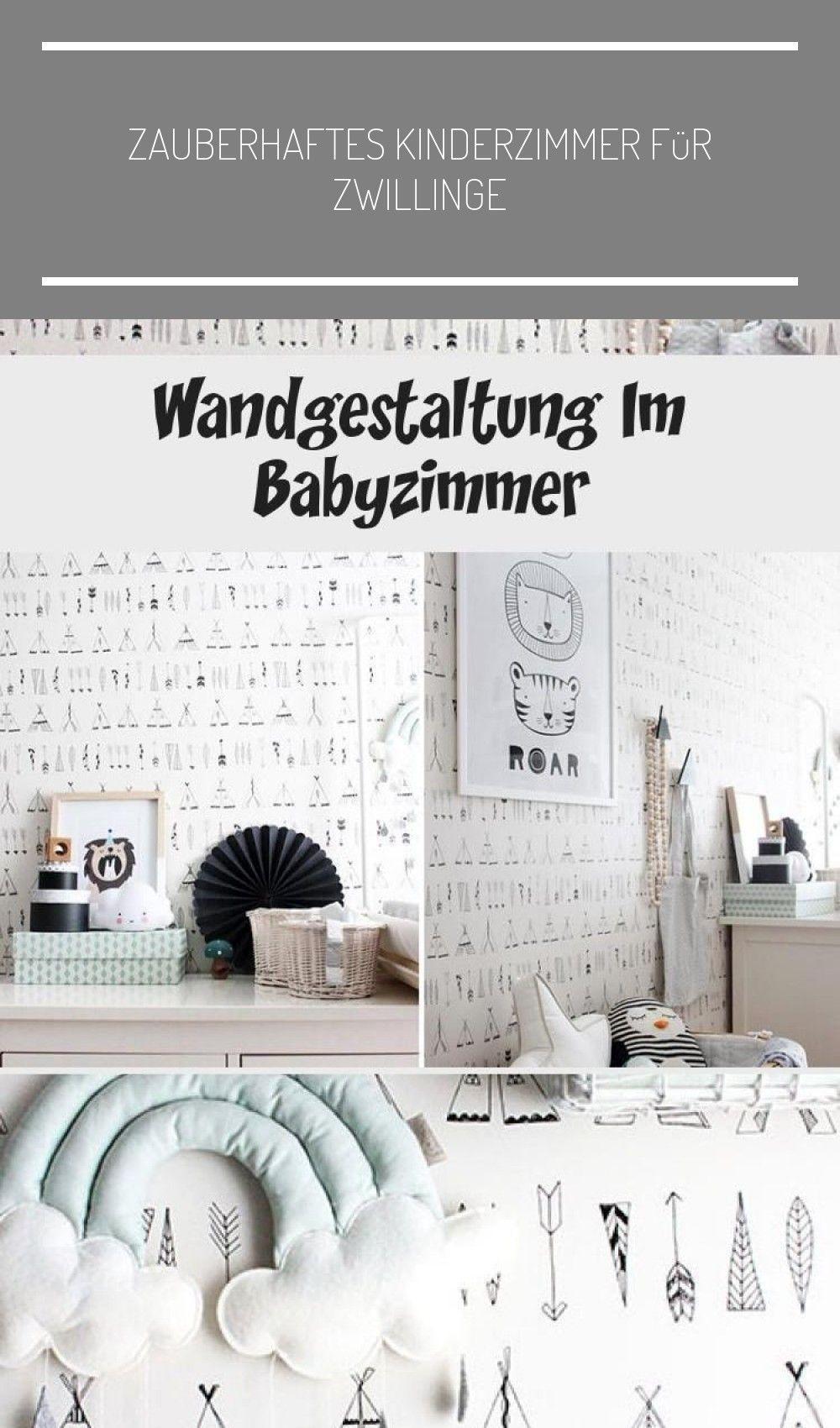 Baby Zimmer In Neutralen Farben Design Baby Zimmereinrichtungpink Baby Zimmerei In 2020 Babyzimmer Vliestapete Kinderzimmer Ikea Babyzimmer