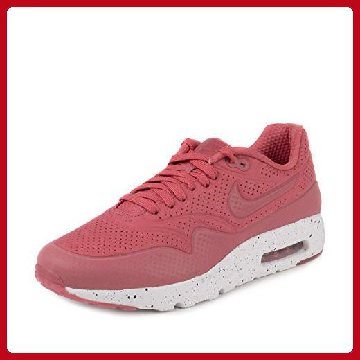 Nike Men's Air Max 1 Ultra Moire Terra Red/Terra Red/White Running Shoe
