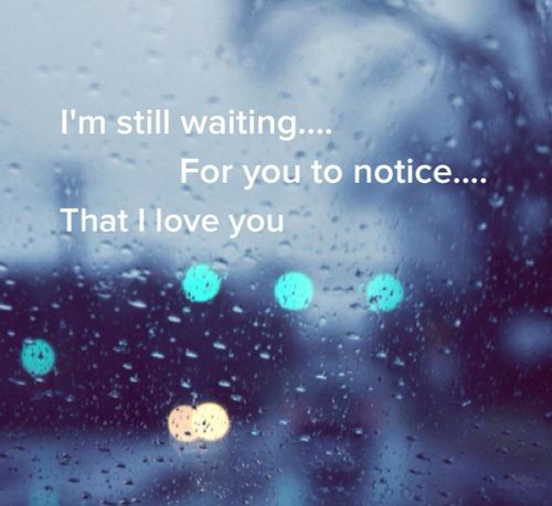 Notice That I Love You Love Quotes Quotes Sad Relationship Quotes Girl Quotes  Quotes And Sayings