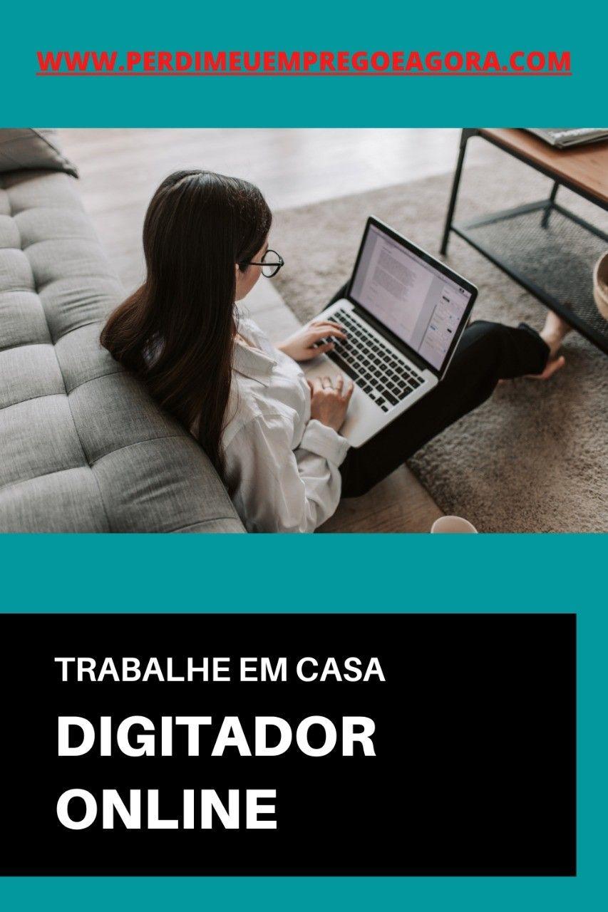 digitador de marketing home office
