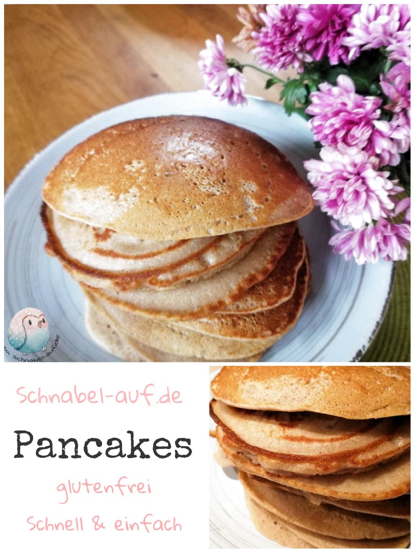 Immer wieder Sonntags…. kommen die Pancakes… und am letzten Sonntag im Jahr …  – Rezepte