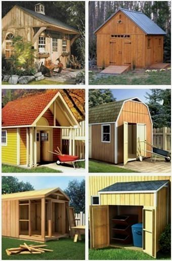 Choosing The Right Storage Shed Designs - Check Out THE IMAGE for