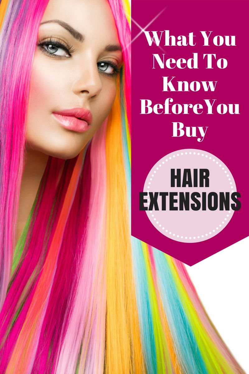 How To Avoid Hair Extension Mistakes Hairfinity Healthy Hair Blog