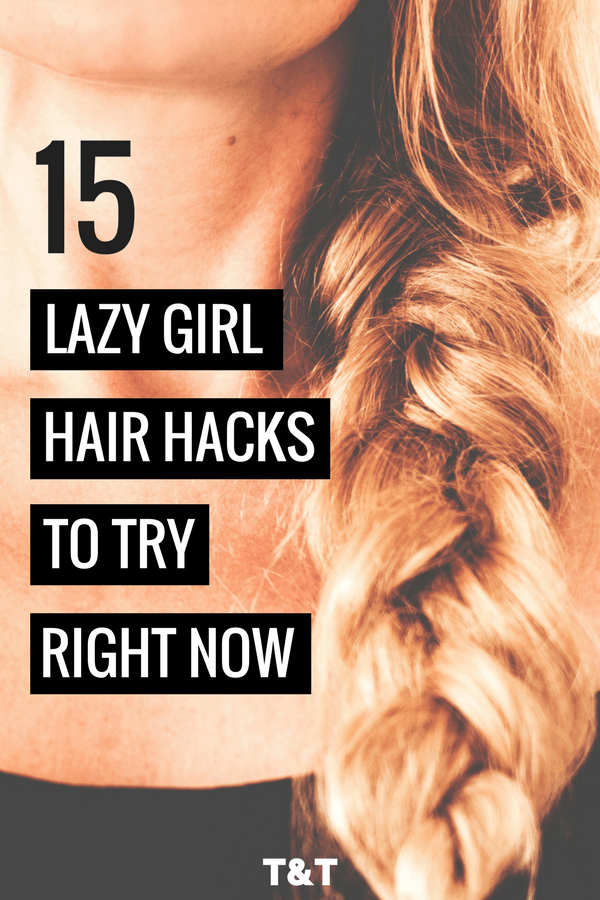 15 Life-Changing Hair Hacks Every Girl Should Know | Trying and Thriving