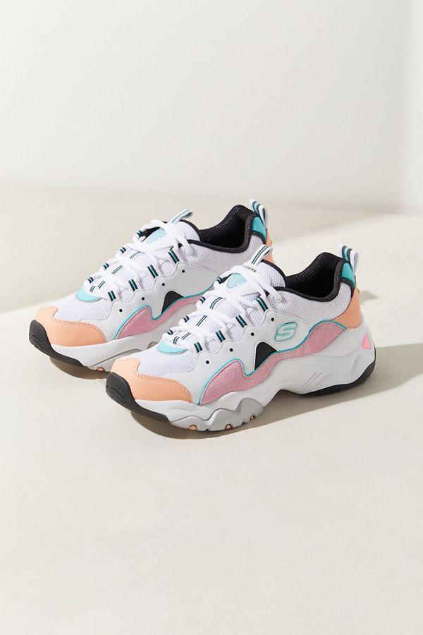 Skechers D'Lites 3 Zenway Sneaker