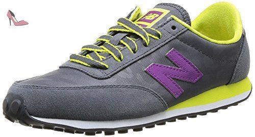775v3, Chaussures de Running Entrainement Femme, Gris (Dark Grey), 37.5 EUNew Balance
