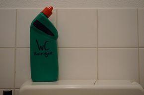 Zero-Waste Badkamer: zelf natuurlijke wc reiniger maken - afvallen ...