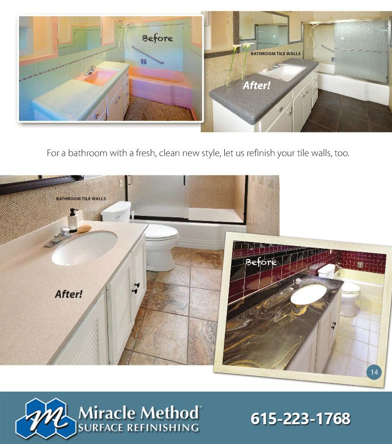 Dont Replace Refinish Bathtub Refinishing Countertop - Ceramic tile refinishing products