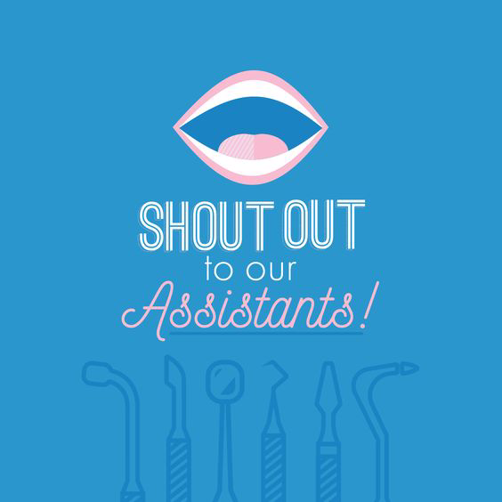We'd like to thank our assistants for bringing smiles to