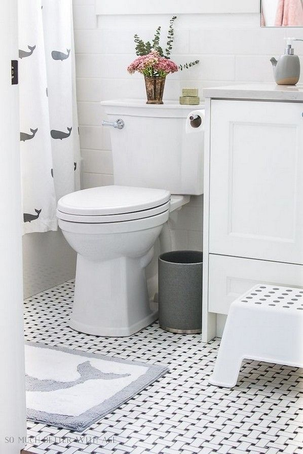 40 cute kids bathroom interior design ideas with images