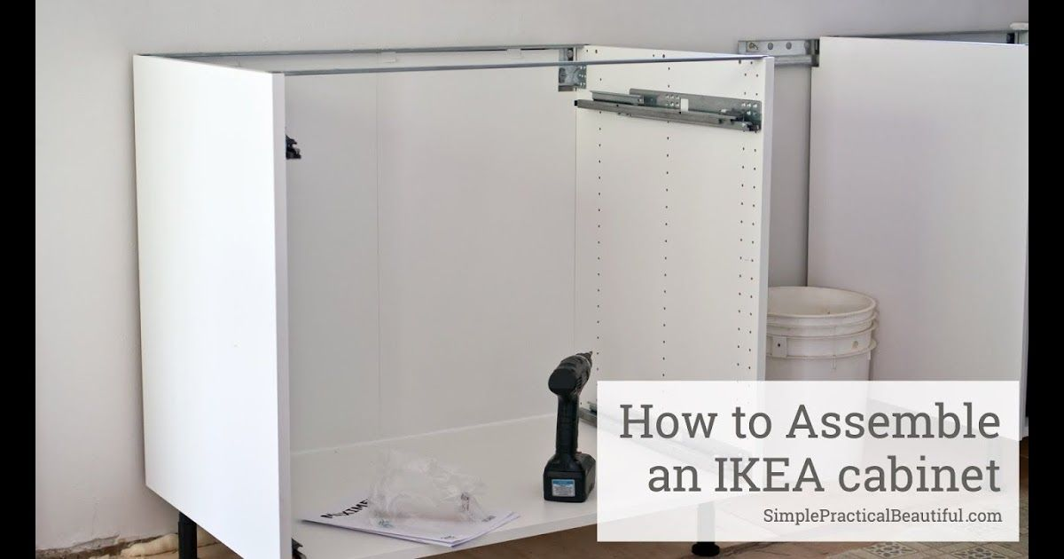 Ikea Kitchen Cabinet Assembly Instructions Home Decor Need More Space By Combining Parts In The Ivar Stor Ikea Wall Cabinets Installing Cabinets Ikea Cabinets