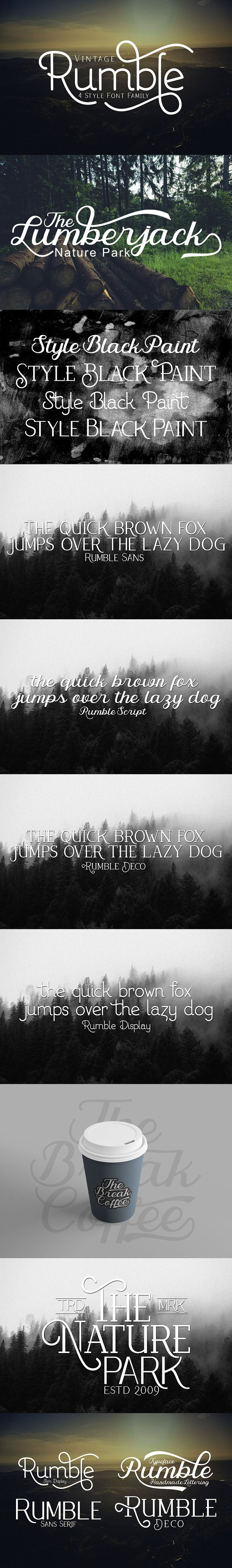 Rumble 4 Font. Script Fonts. $25.00 | Script Fonts | Pinterest ...