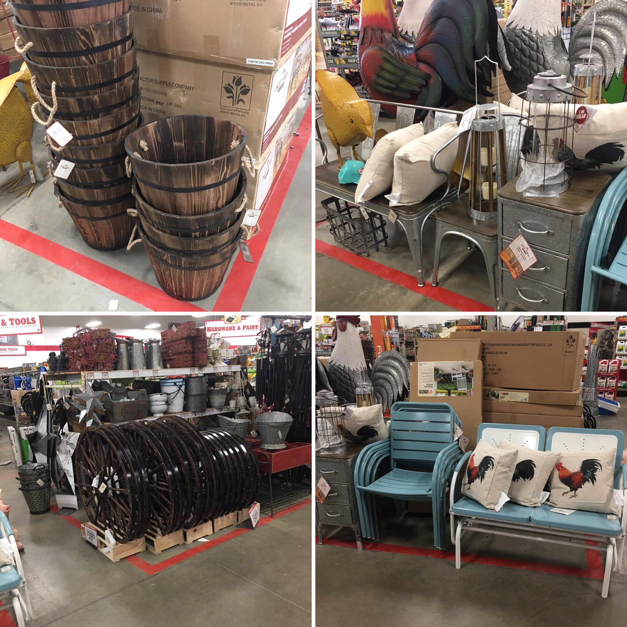 Rustic outter decor   Decor, Tractor supplies, Rustic